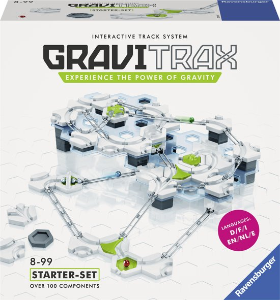 Afbeelding van GraviTrax® Starter-Set - Knikkerbaan / Kogelbaan speelgoed