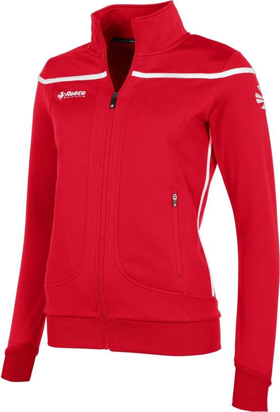Reece Varsity Tts Top Fz Ladies Sportjas Dames - Red/White