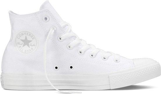 27fbcb694ed Converse 36 All Monochrome Chuck Star Maat Sneakers White Taylor Unisex  zzr1EHwq