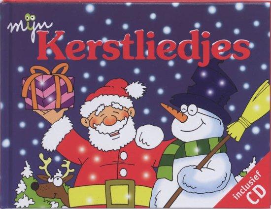 Kerstliedjes boek met CD