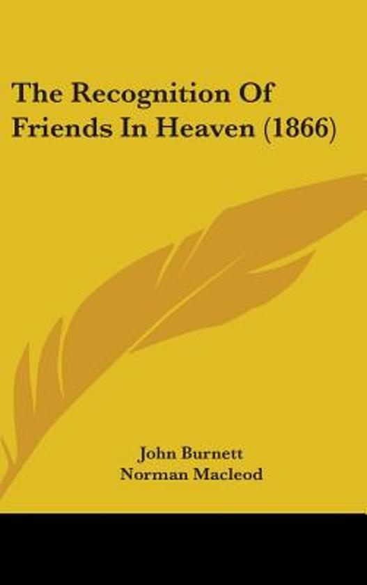 The Recognition of Friends in Heaven (1866)