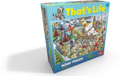 Goliath That's Life Amusement Park - Puzzel