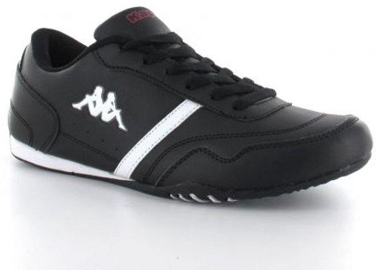 Zwart Sneakers Heren Kappa Maat 2 Lortis 40 YFEExPq