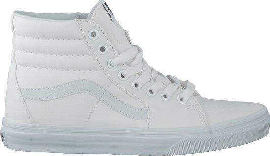 Vans SK8-Hi - Sneakers - Unisex - Wit - Maat 38.5