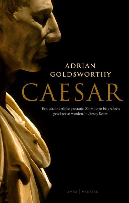 Boek cover Caesar van Adrian Goldsworthy (Paperback)