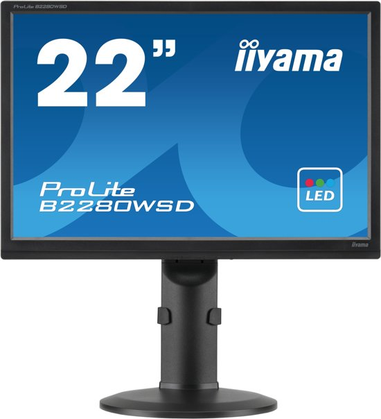 Iiyama ProLite E2280WSD-B1 - Monitor