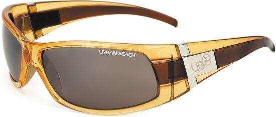 Urban Beach Zonnebril Unisex Lichtbruin Uv400