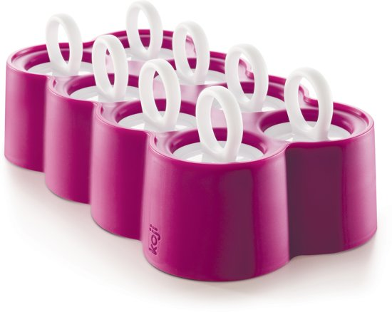 Koji Icelolly Pop maker - Ring - Paars