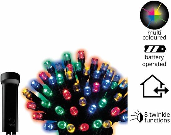 Durawise led twinkle multicolour 48 lampjes