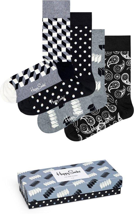 Happy Socks Optic Giftbox - Maat 36-40