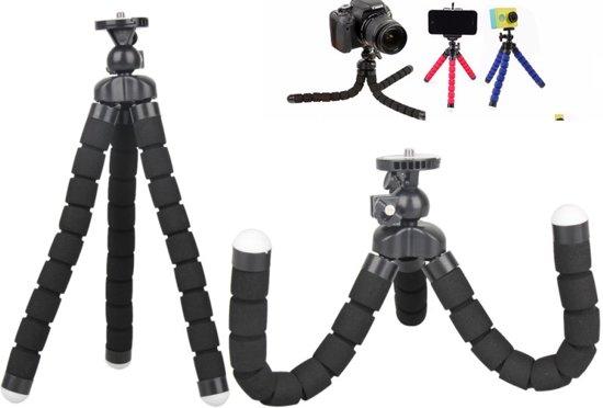 XL Octopus Tripod Statief Mount- Voor De Action Camera GoPro Smartphone / iPhone 4/4S/5/5S/6/SE/6S/7 Plus