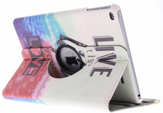 360 ° De Rotation En Direct Le Cas De La Tablette De Conception De Style De Vie Pour L'air Ipad C83mbg16