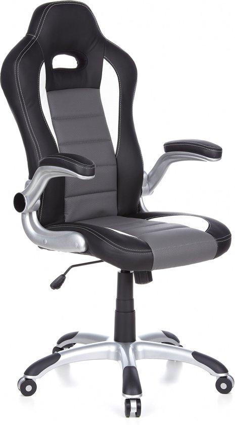 Game Racer Sport - Bureaustoel - zwart/grijs