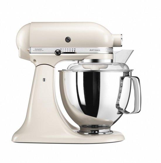 KitchenAid Artisan 5KSM175PSELT - Keukenmachine - Café Latte