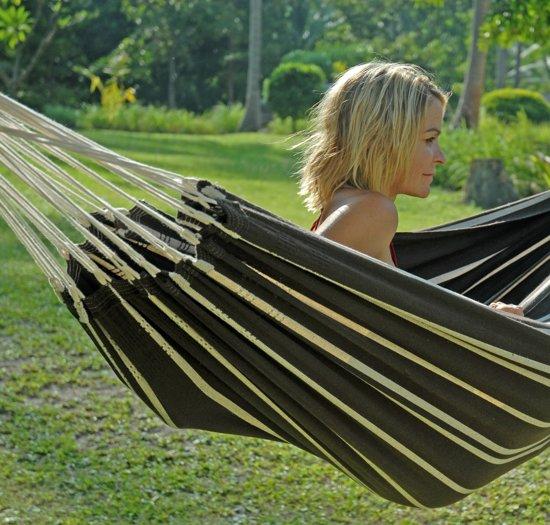 Hangmat 'Barbados' mocca