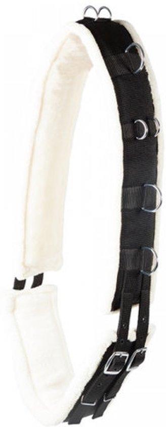 PFIFF Longeersingel PONY Zwart-beige