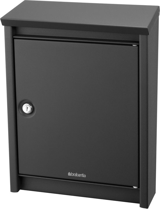 Brabantia B110 Brievenbus - Antraciet grijs