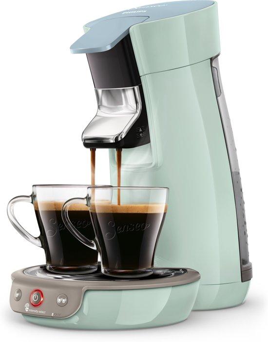 Philips Senseo Viva Café HD6563/20 - Koffiepadapparaat - Mintgroen