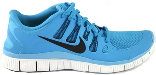 Nike Free Blauw