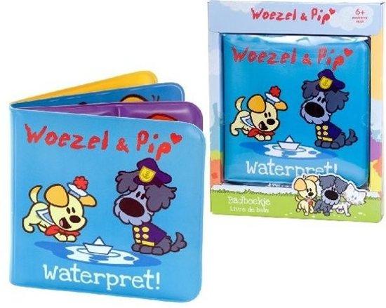 Afbeelding van Woezel & Pip Waterpret Badboekje speelgoed