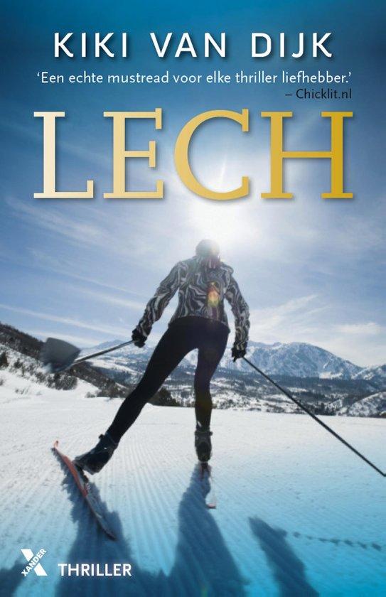 Boek cover Lech van Kiki van Dijk (Onbekend)