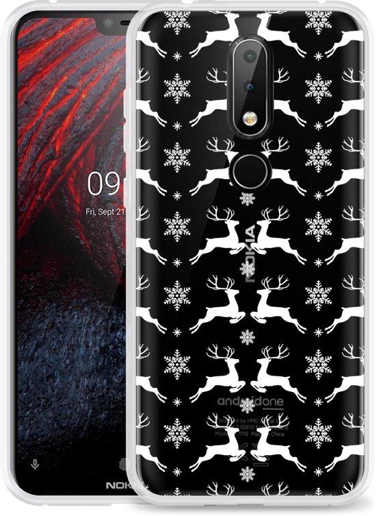 Nokia 6.1 Plus Hoesje Oh Deer