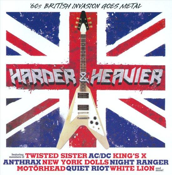 Harder & Heavier-'60 British Invasi