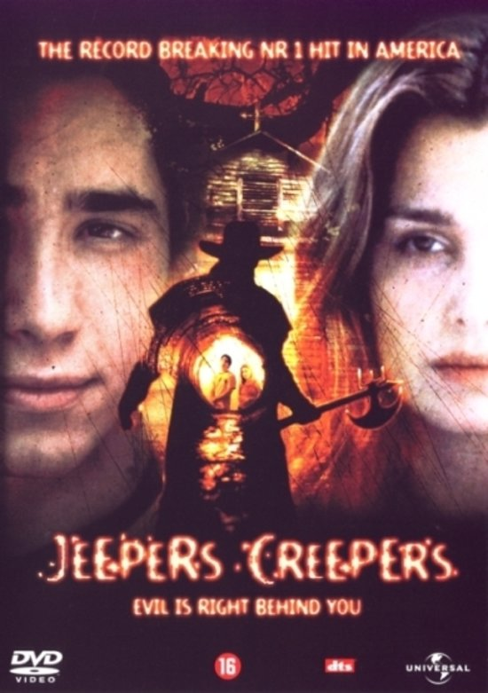 Cover van de film 'Jeeper Creepers'