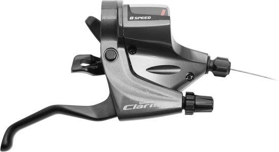 Shimano Claris ST-RS200/-RS203 Versnellings-/Remhendel rechts 8-speed, grey