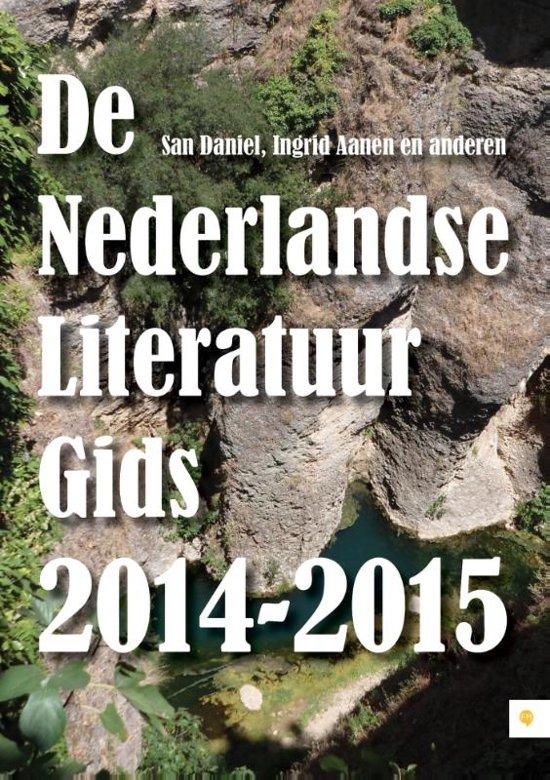 Afbeelding van De Nederlandse literatuur gids 2014-2015