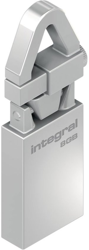 Integral Tag - USB-stick - 8 GB
