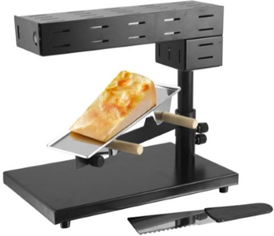 Emerio TCR-107091 - Zwitserse Kaas Raclette