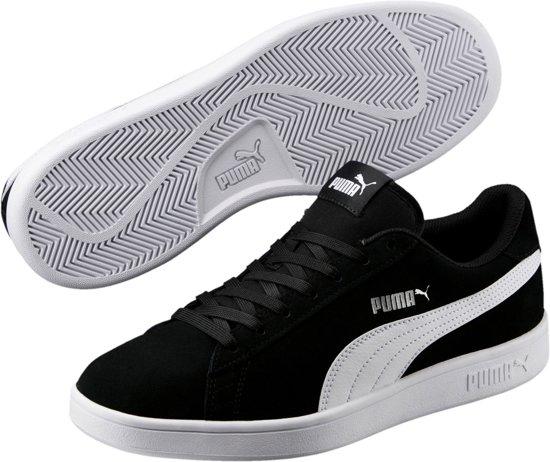 5 V2 Smash Puma Maat puma Black White Silver puma Unisex Sneakers 42 54TTFnwPq
