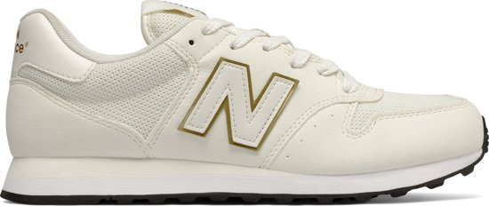 New Balance 500 Sneakers Dames - White - Maat 38