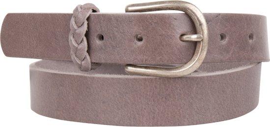Cowboysbelt Belt 302003 - Size 90 - Grijs