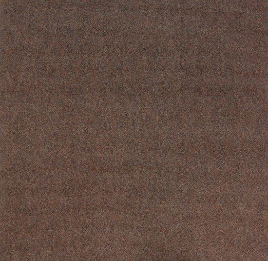 JYG Klussen Tapijttegels Kenia 50x50 - Bruin