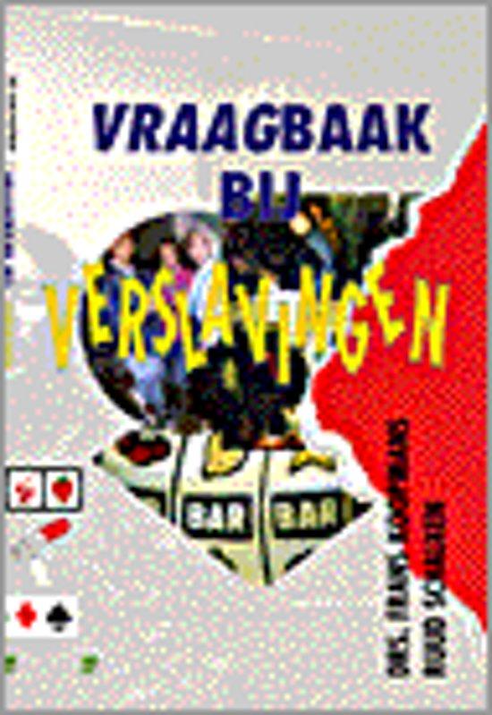 Boek cover Vraagbaak bij verslavingen van Koopmans (Paperback)