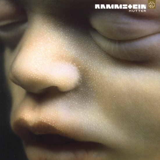 CD cover van Mutter van Rammstein