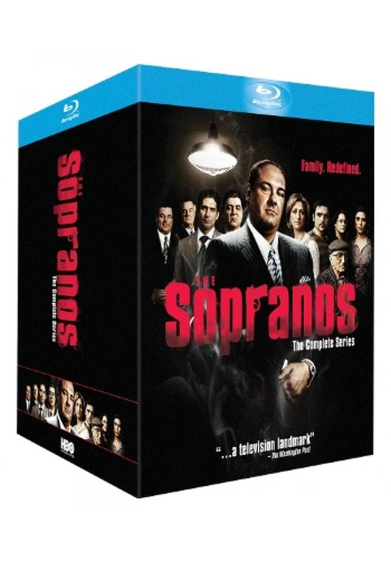 The Sopranos - Complete Series (Blu-ray) (Import)