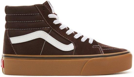 bcef8baf88 Vans SK8-Hi Platform 2.0 Sneakers Unisex - (Gum) Chocolate Torte Tru