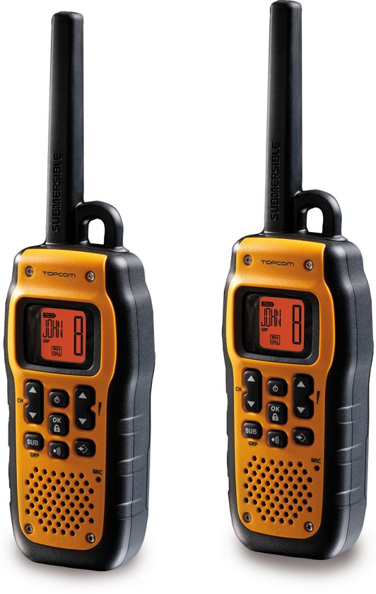 Topcom Protalker PT-1078 Walkie Talkie
