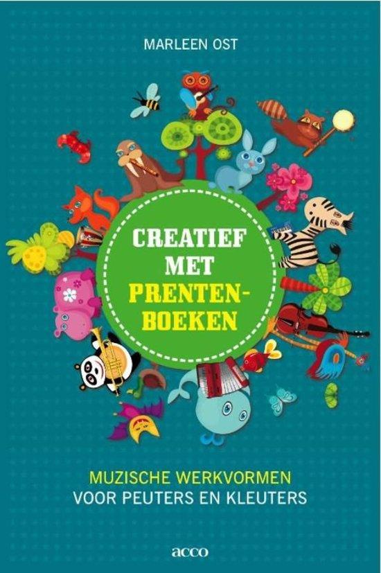 Creatief met prentenboeken