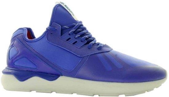 Adidas Formateurs Coureur Tubulaire Hommes Bleu Taille 46 2/3 tPqdBjE