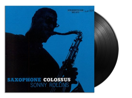 Saxophone Colossus -Hq- (LP)
