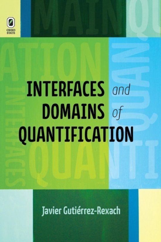 Interfaces and Domains of Quantification