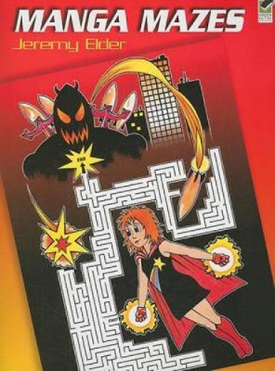 Manga Mazes