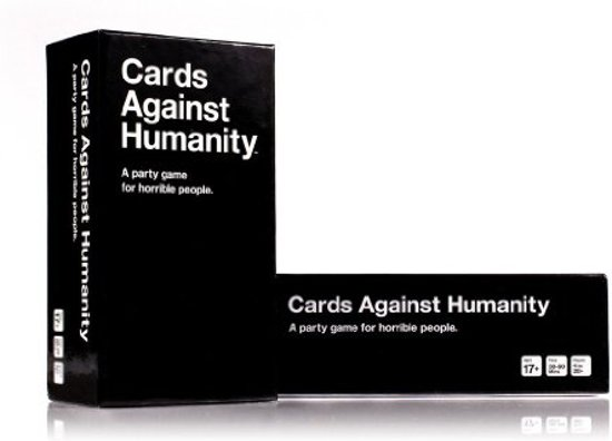 Cards Against Humanity US editie - Kaartspel
