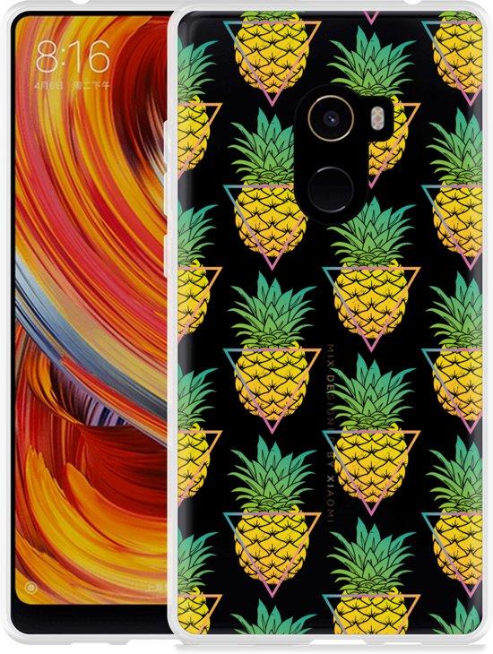 Xiaomi Mi Mix 2 Hoesje Pineapple