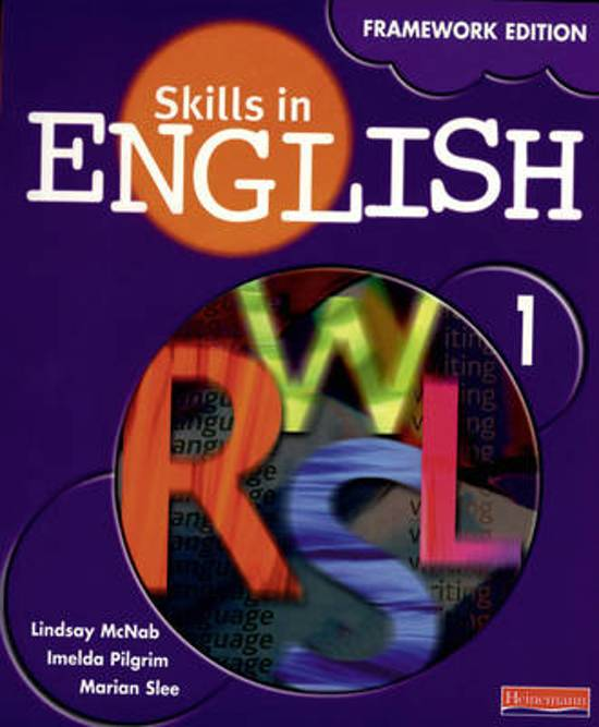 Our English 1 Student Book Integrated Course for the Caribbean