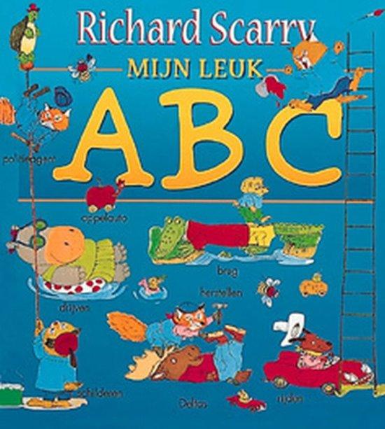 Richard Scarry - Mijn leuke ABC